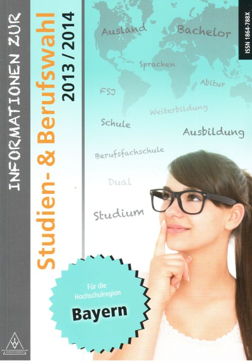 Vorbereitung auf den Pilotentest - Studien-und-Berufswahl-Deckblatt