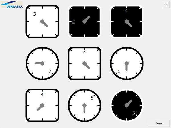 OWT Uhren Vigilanz Trainingsmodul